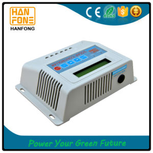high Efficiency PWM Charge Controller 40A for Home pictures & photos