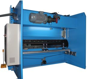 King Ball CNC Hydraulic Press Brake, Hydraulic Steel Bending Machine pictures & photos