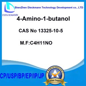4-Amino-1-butanol CAS: 13325-10-5 pictures & photos