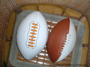 1# PVC Machine Stitching American Football pictures & photos