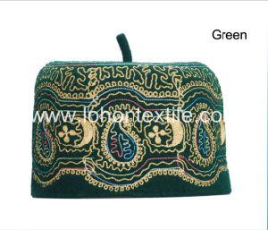 fashion Muslim Cap Crochet Muslim Embroidery Hat Prayer Cap