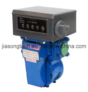 Sm Positive Displacement Vane Pulser Flow Meter pictures & photos