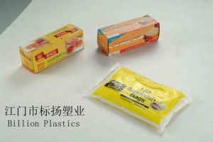 Food Grade HDPE LDPE Plastic Sandwich Bag Bread Bag pictures & photos