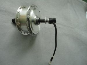 0.5kw BLDC Speed Control Scooter Motor Hub Motor pictures & photos