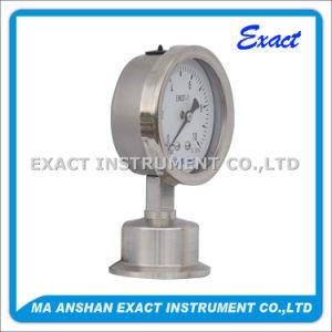 Diaphragm Pressure Gauge-Sanitary Diaphragm-Schaffer Diaphragm Pressure Gauge pictures & photos