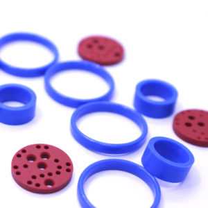 Soft Silicone Rubber Sealing Ring pictures & photos