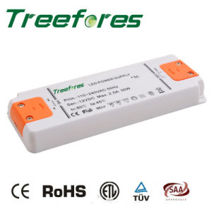 40W 12V 24V Slim LED Transformer pictures & photos