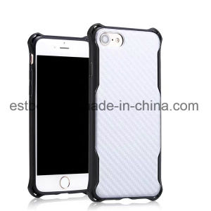 TPU Bumper with PC Back Cell Phone Case for iPhone pictures & photos