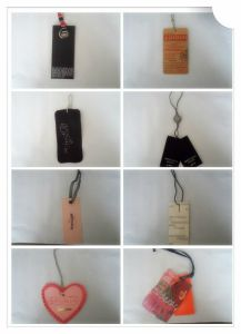 All Kinds of Garment Hangtags pictures & photos