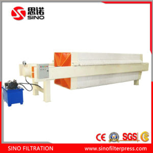 Chemical Industry Wastewater Treatment Automatic Filter Press pictures & photos