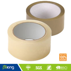 Wholesale Transparent and Brown Packaging Tape pictures & photos