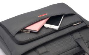 Laptop Computer Carry Notebook Business Nylon Handbag 15.6′′ Laptop Bag pictures & photos