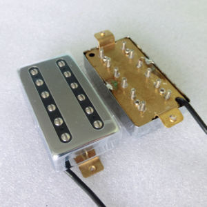 China Sell Wholesale Brass Cover AlNiCo V Lp Guitar Pickup pictures & photos