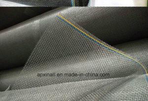 Gray Color Black Color Mosquito Fiberglass Window Screen 18*16 Mesh pictures & photos