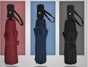Auto Reverse Folding Straight Anti UV Gift Golf Promotional Outdoor Rain Sun Beach Umbrella pictures & photos