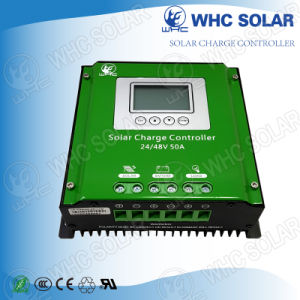 24V/48V 50A Solar Thermal Controller for Street Light System pictures & photos
