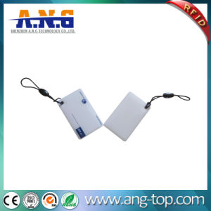 Thermal Number Printing 125kHz RFID Lf Crystal Card (EM4200) pictures & photos