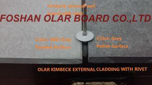 Fiber Reinforced Cement Board-External Color Cladding, Facade pictures & photos