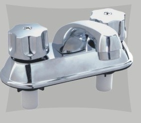 Faucet Handle in ABS Plastic With Chrome Finish (JY-3014) pictures & photos