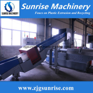 Factory Price Good Quality Waste Plastic Recycling Washing Granulating Machine pictures & photos