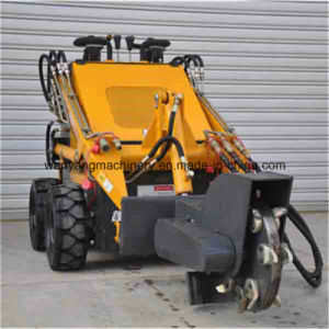 China Good Quality Mini Digger with Auger for Sale pictures & photos