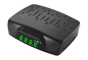 FTA Mini H. 265 Hevc DVB-T2 Digital TV Receiver pictures & photos