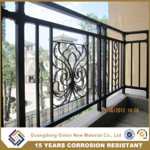 No Welding Assembled Aluminium Balcony Handrail pictures & photos