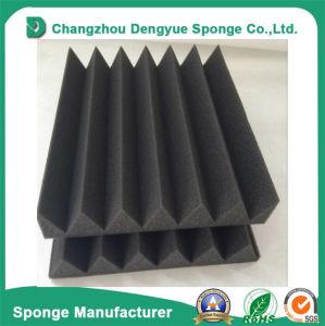 Black Triangle Acoustic Foam Soundproof Acoustic Foam Acoustic Wedge Foam pictures & photos
