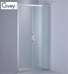 Sliding Shower Screen with Single/Dubble Doors (AKW07-D) pictures & photos