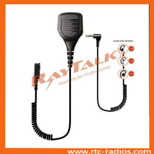 Heavy Duty Speaker Mic with Multi Pin Connector for Dp2400 Xpr3300 Radio pictures & photos