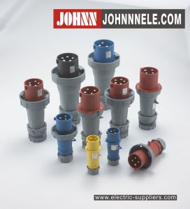 3p 125A IP67 Industrial Plug pictures & photos