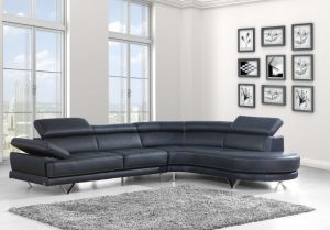 Latest Sofa Design Modern Leather Sofa Set Modern Leather Corner Sofa pictures & photos