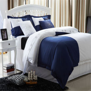 Comfortable Discount Brush Cotton Queen for Hotel Apartment pictures & photos