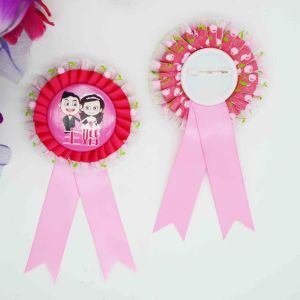 Custom Colorful Wedding Gift Pin Brooch pictures & photos