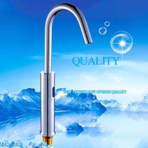 Flg Bathroom Infrarouge Automatic Sensor Basin Tap pictures & photos