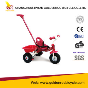 "(GL112-2) High Quality 10"" Baby Tricycle with Ce pictures & photos"
