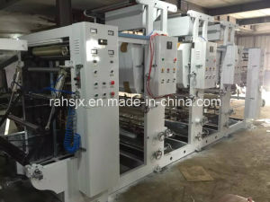 Double Colors Gravure Print Press Machine for Plastic Film Print pictures & photos