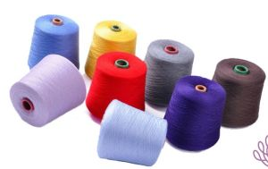 China Wholesale Ne20/1 Open End Blended Cotton Viscose Yarn pictures & photos