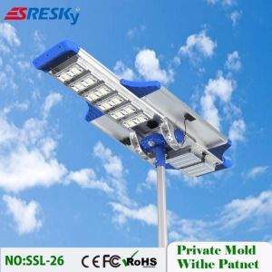 Brand New 60W LED Solar Street Light Outdoor Lamps with Discount pictures & photos