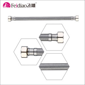 Hot Sale Durable 304 Stainless Steel Braided Flexible Hose pictures & photos