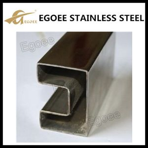 U Shape Stainelss Steel Glass Pipe for Railing pictures & photos