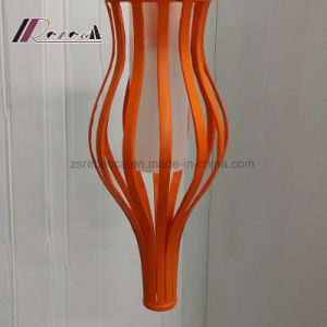 Modern Orange Hollow Body Pendant Lamp for Dining Room pictures & photos