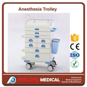 Hospital Furniture Hf-1 Anesthesia Trolley pictures & photos