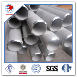 2 Inch Sch80 A312 TP304 Cold Drawn Stainless Steel Tube pictures & photos