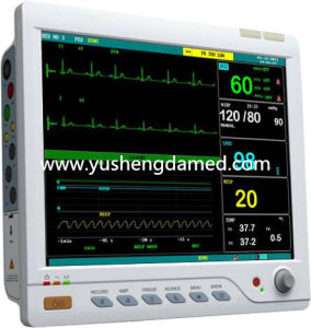 Ce FDA Approved 15′′ Multi-Parameter Patient Monitor pictures & photos