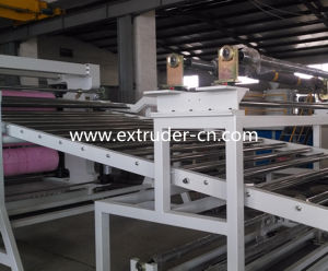 PVC Free Foam Board/Sheet Production Line pictures & photos