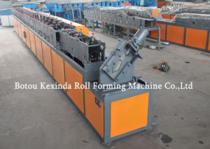 Cold Steel Door Frame Roll Forming Machine pictures & photos
