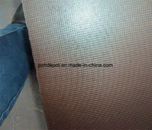 Film Faced Plywood Manufacturer, Container Anti-Slip Brown Film Faced Plywood pictures & photos