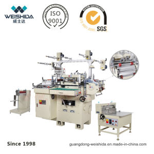 Wd450 Pinhole Positioning Automatic Die Cutting Machine pictures & photos