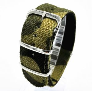 Military Nylon Watch Strap pictures & photos